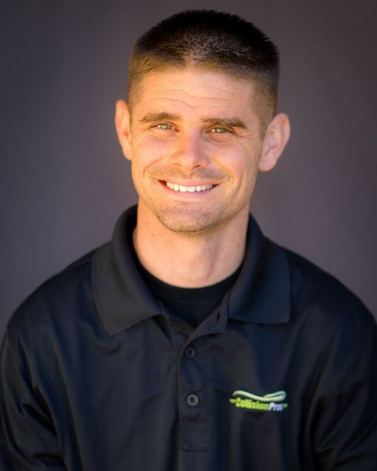 Ty Stowers is a Regional Manager for Collision Pros